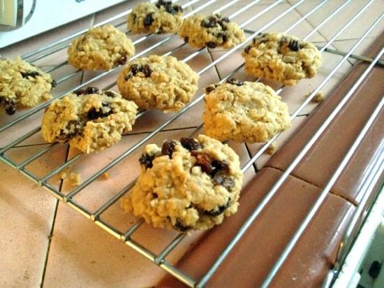 Babette's Oatmeal Cookies