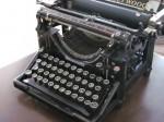 Becky & Roger's typewriter